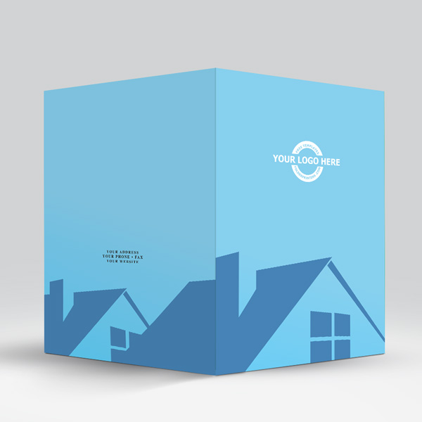 Real Estate Roof Folderprinters Com