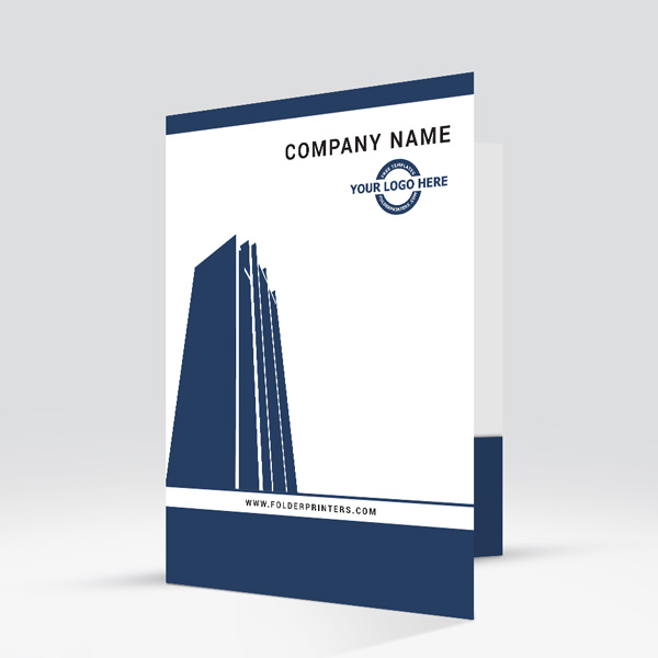 Corporate presentation folder folderprinters corporate presentation folder wajeb