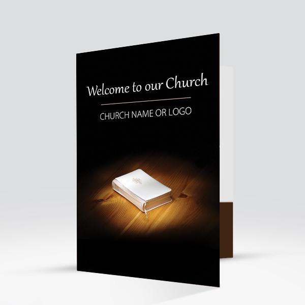 Church Folder Template 37 Folderprinters Com